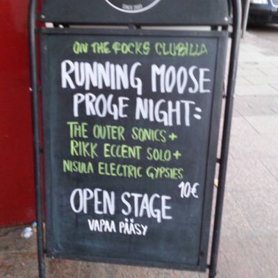 Running Moose Prog night 2016