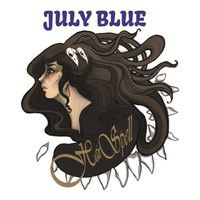 JULY BLUE: Hair Spell