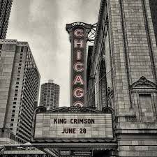 KING CRIMSON: LIVE IN CHICAGO