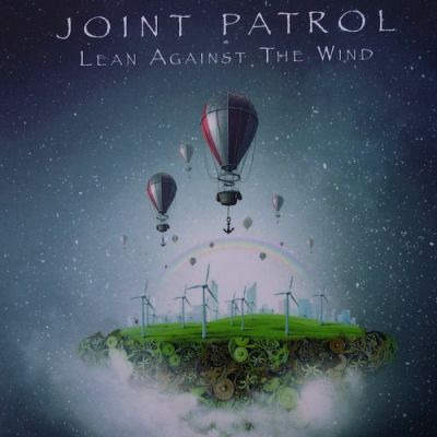 JOINT PATROL: Lean against the wind